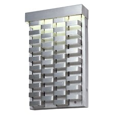 Weave LED Outdoor Wall Sconce