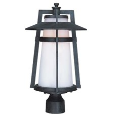 Calistoga 1 Light Outdoor Post Lantern