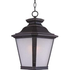 Knoxville 1 Light Outdoor Hanging Lantern