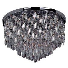 Jewel 22 Light Flush Mount