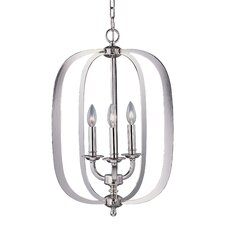 Fairmont 3 Light Foyer Pendant