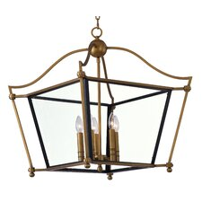 Ritz 5 Light Foyer Pendant