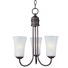 Logan 3 Light Mini Chandelier
