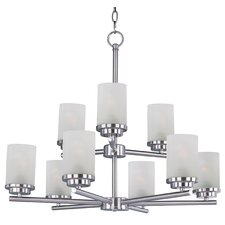 Corona 9 Light Chandelier