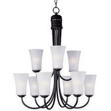 Logan 9 Light Chandelier