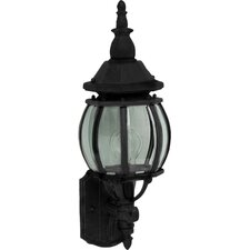 Crown Hill 1 Light Outdoor Wall Lantern