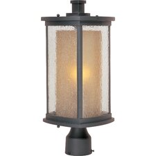 Bungalow 1 Light Outdoor Post Lantern