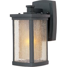 Bungalow 1 Light Outdoor Wall Lantern