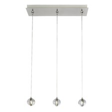 Harmony 3 Light RapidJack Kitchen Island Pendant
