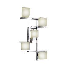 Nova 5 Light Wall Sconce