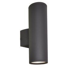 Lightray 2 Light Outdoor Wall Sconce