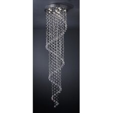 <strong>ET2</strong> Cascada 9 Light Pendant