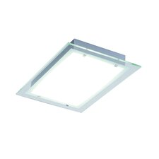 <strong>ET2</strong> Contempra Fluorescent Semi Flush Mount