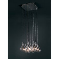Sklo 9 - Light Multi - Light Pendant