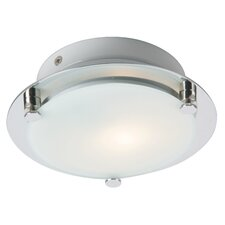 Piccolo Circular Semi Flush Mount