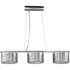 Shanon 3 Light Linear Pendant