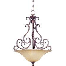 Provence 3 Light Bowl Pendant