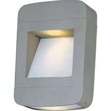 Optic 2 Light Outdoor Pocket Sconce