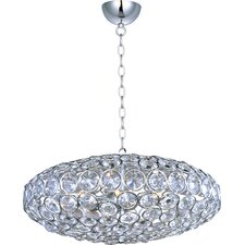 Vibrato 8 - Light Single Pendant