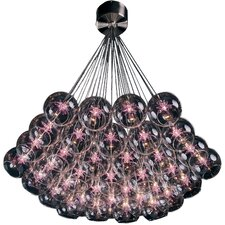 Starburst 37 Light Pendant