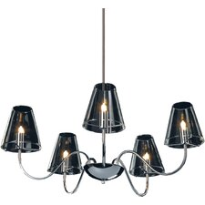 Doon 5 - Light Chandelier