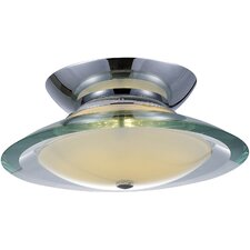 <strong>ET2</strong> Curva 1-Light Flush Mount