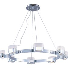 Ellipse 8 Light Pendant