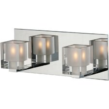 Blocs 2 Light Wall Sconce