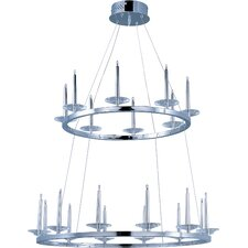 Elsuh 20 - Light Chandelier
