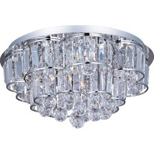 Lyriq 12 - Light Flush Mount