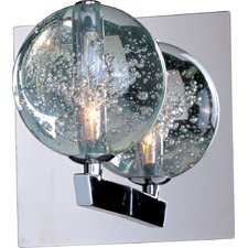 Orb 1 Light Wall Sconce