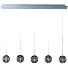 Celeste 5 - Light Linear Pendant