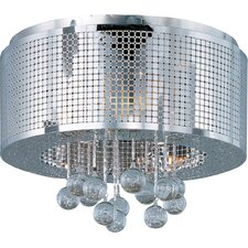Illusion 5-Light Flush Mount