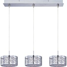 <strong>ET2</strong> Minx 3 Light Linear Pendant