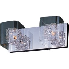 Gem 2 Light Bath Vanity Light