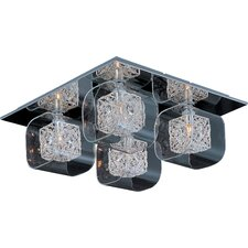Tierra 4 - Light Flush Mount