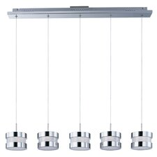 Disco 5 Light Kitchen Pendant Lighting