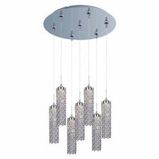 Shanell 7 Light Mini Pendant