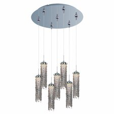 Charlene 7 - Light Multi - Light Pendant
