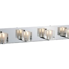 Blocs 4 Light Vanity Light