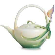 Peace and Harmony Bamboo Teapot