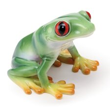 Rain Forest Little Dwellers Poison Arrow Frog Figurine