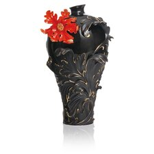 Baroque Lily Flower Large Vase