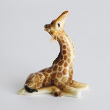 Endless Beauty Giraffe Baby Figurine