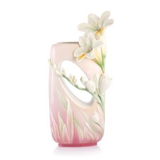 Divine Fragrance Freesia Vase