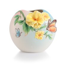 Friends for Life Jasmine Round Vase