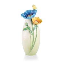 Brave New Hopes Poppy Vase