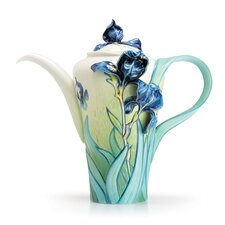 <strong>Franz Collection</strong> Van Gogh Iris Flower Teapot