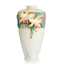 Magnificent Cattleya Orchid Large Vase