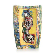 Van Gogh Courtesan Large Vase
